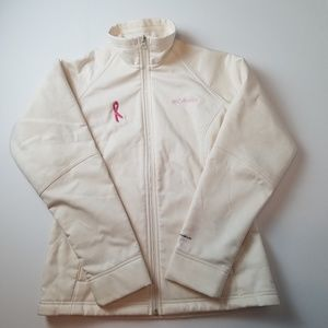 Columbia breast cancer jacket size small